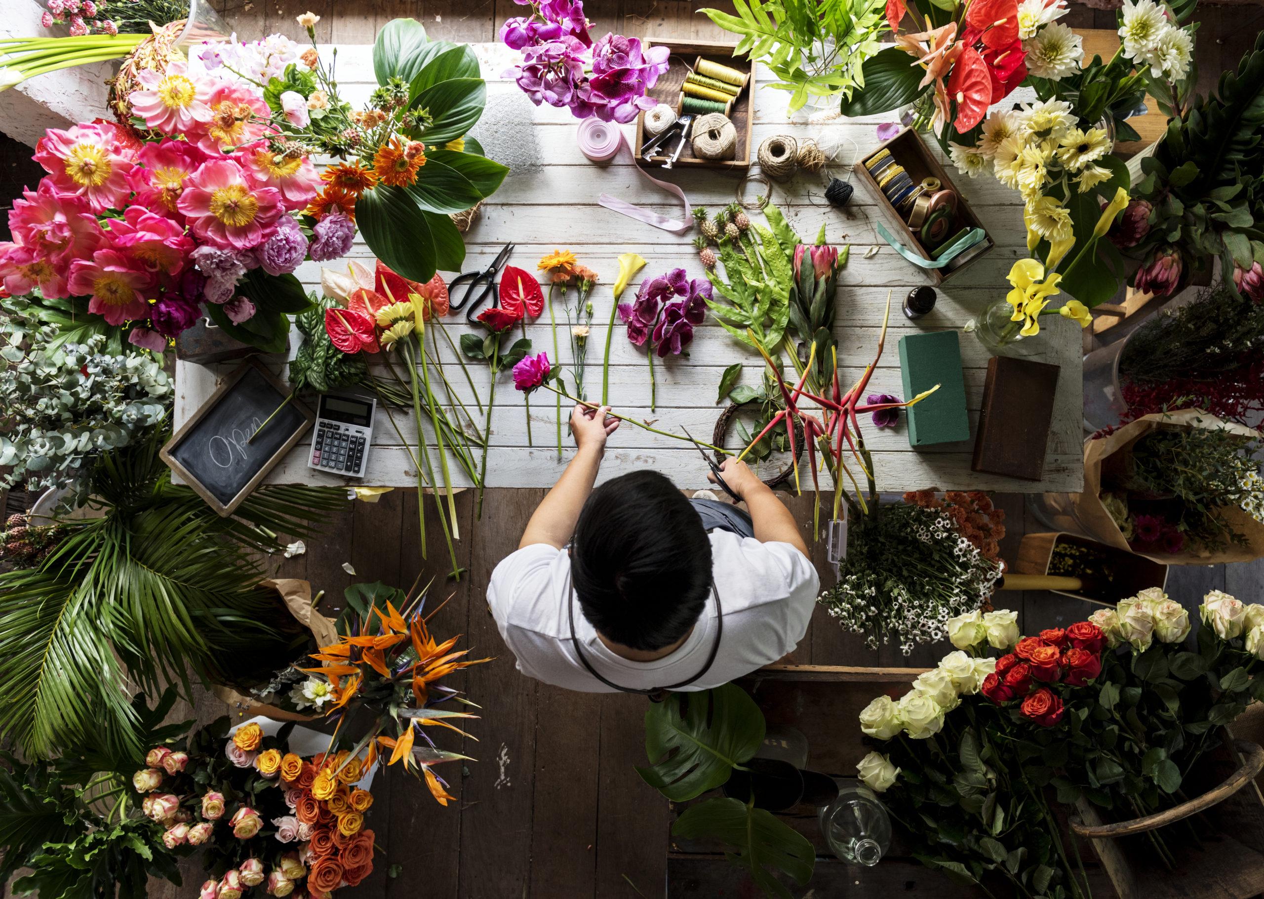 Jak kwiaciarnia dba o klienta